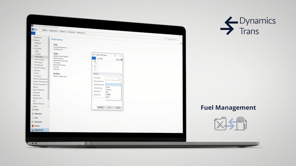 Dynamics Trans fuel management thumb